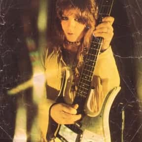 Steve Priest is listed (or ranked) 1 on the list The Best Rock Bass Player of the 1970s