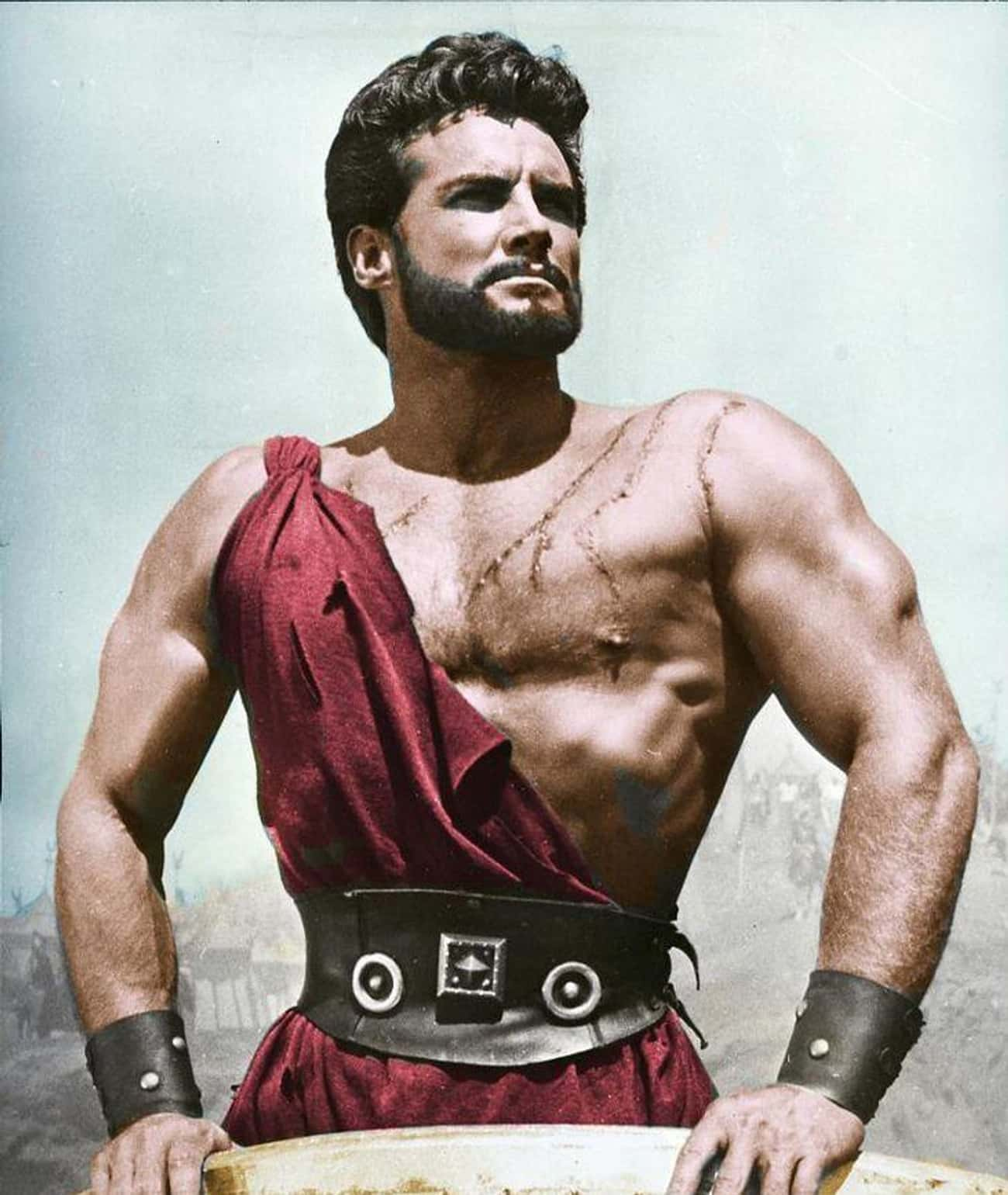 Steve Reeves is listed (or ranked) 2 on the list The Best Actors Who Played Hercules, Ranked