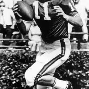 Steve Spurrier is listed (or ranked) 6 on the list The Best University of Florida Football Players of All Time