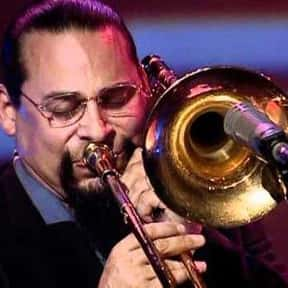 Steve Turre is listed (or ranked) 25 on the list The Greatest Jazz Trombonists of All Time