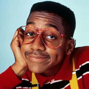 Steve Urkel is listed (or ranked) 13 on the list The Greatest Characters We Watched Grow Up on TV