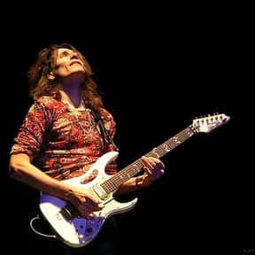 Steve Vai is listed (or ranked) 13 on the list The Greatest Lead Guitarists Of All Time