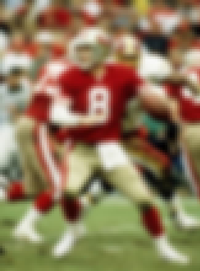 Steve Young is listed (or ranked) 6 on the list The Top 10 Quarterbacks of All Time