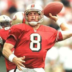 Steve Young is listed (or ranked) 18 on the list The Smartest Professional Athletes