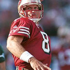 Steve Young is listed (or ranked) 4 on the list The Best San Francisco 49ers of All Time