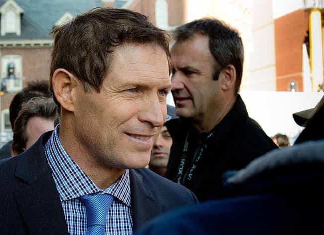 Steve Young is listed (or ranked) 1 on the list Famous Athletes Who Are Lawyers