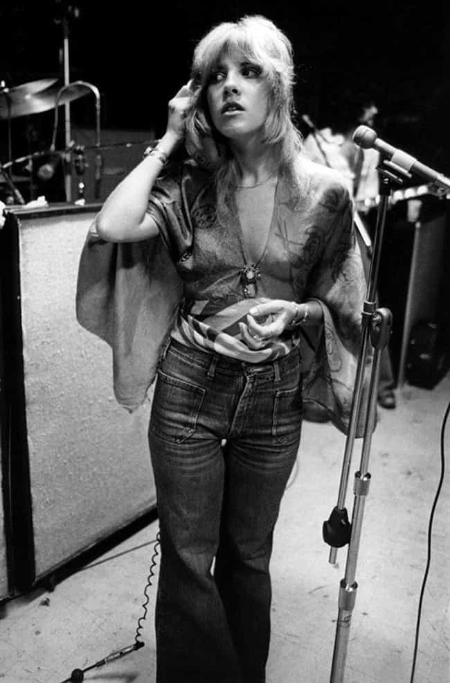 Stevie Nicks is listed (or ranked) 2 on the list The Sexiest Women in Rock History, Ranked