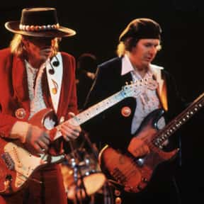 Stevie Ray Vaughan is listed (or ranked) 1 on the list The Best Opening Act You've Ever Seen