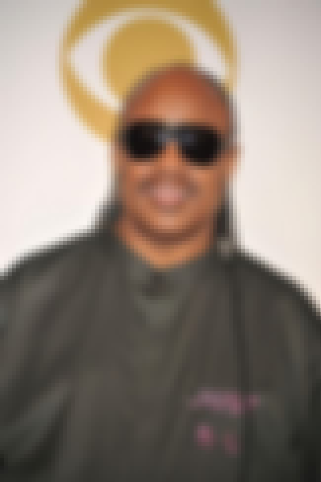 Stevie Wonder is listed (or ranked) 4 on the list 26 Famous Blind People