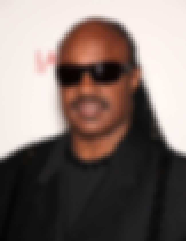 Stevie Wonder is listed (or ranked) 4 on the list List of Famous Organists