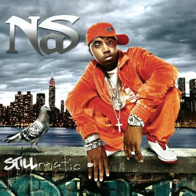 Stillmatic is listed (or ranked) 2 on the list The Best Nas Albums of All Time