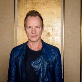 Sting is listed (or ranked) 24 on the list The Greatest Singers of the Past 30 Years