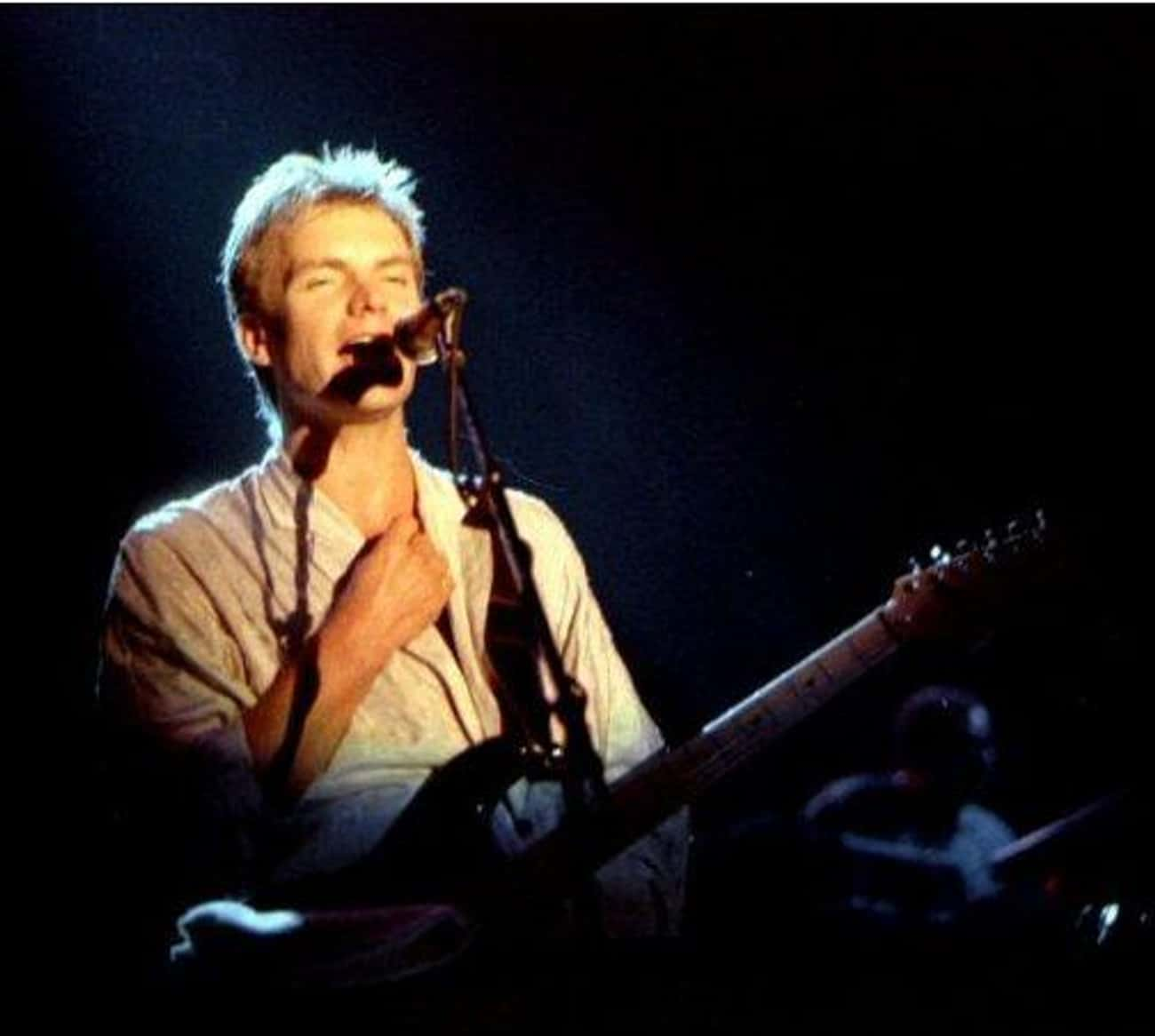 Sting - born Gordon Matthew Th is listed (or ranked) 1 on the list The Full Names of 21 Mononymous People