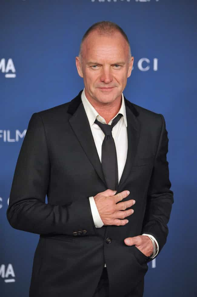 Sting is listed (or ranked) 1 on the list The Full Names of 51 Mononymous People