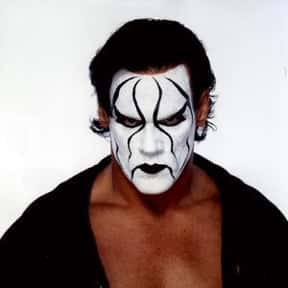 Sting is listed (or ranked) 1 on the list The Best WCW Wrestlers of All Time