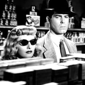 Double Indemnity is listed (or ranked) 11 on the list The Best Black and White Movies Ever Made