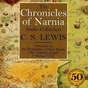 The Chronicles of Narnia is listed (or ranked) 7 on the list The Best Books for Teens
