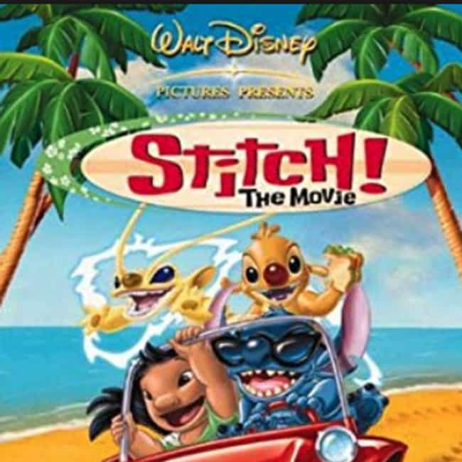 Stitch! The Movie is listed (or ranked) 4 on the list The Best Alien Movies On Netflix Instant