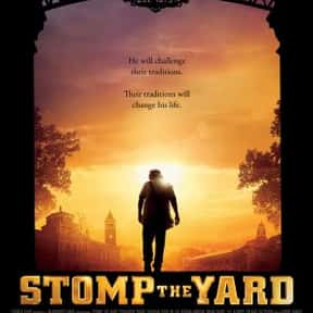 Stomp the Yard is listed (or ranked) 9 on the list The Best Breakdancing Movies