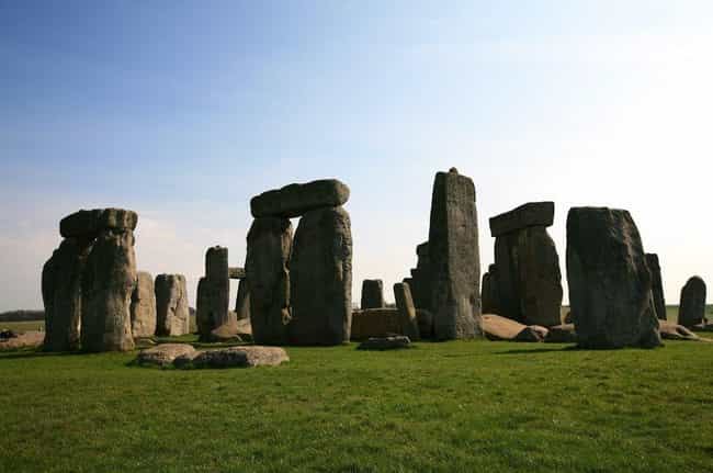 Stonehenge is listed (or ranked) 3 on the list Historical Events You Most Want To Go Back and See