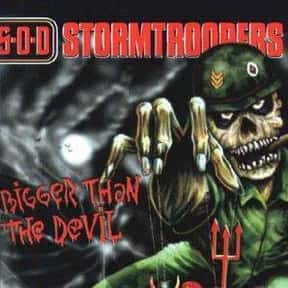 Stormtroopers of Death is listed (or ranked) 22 on the list The Best Thrash Metal Bands