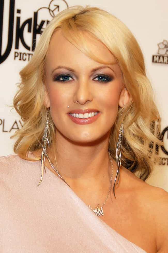 Stormy Daniels is listed (or ranked) 2 on the list Stars Describe Other Stars' Private Parts