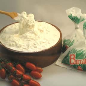 Stracciatella di bufala is listed (or ranked) 8 on the list The Best Semi-Soft Cheese