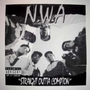 Straight Outta Compton is listed (or ranked) 13 on the list The Best Hip Hop Albums of All Time