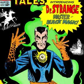 Strange Tales is listed (or ranked) 6 on the list The Best Doctor Strange Versions Of All Time