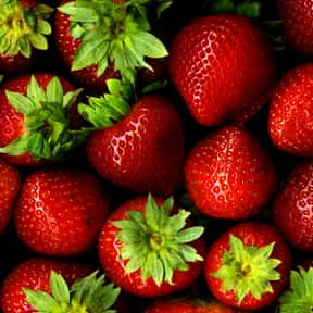Strawberries is listed (or ranked) 2 on the list The Best Foods to Buy Organic