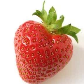 Strawberries is listed (or ranked) 4 on the list The Healthiest Superfoods