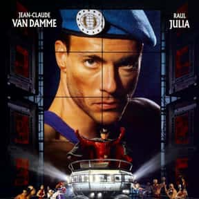 Street Fighter is listed (or ranked) 25 on the list The Best Video Game Movies