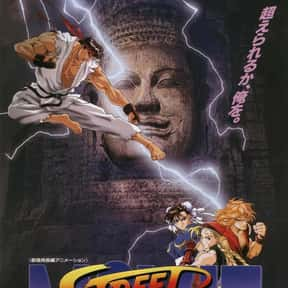 Street Fighter II: The Animate is listed (or ranked) 21 on the list The Best Video Game Movies