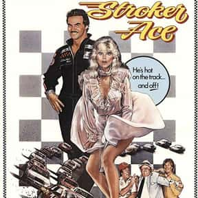 Stroker Ace is listed (or ranked) 23 on the list The Best Car Racing Movies That Really Put The Pedal To The Metal