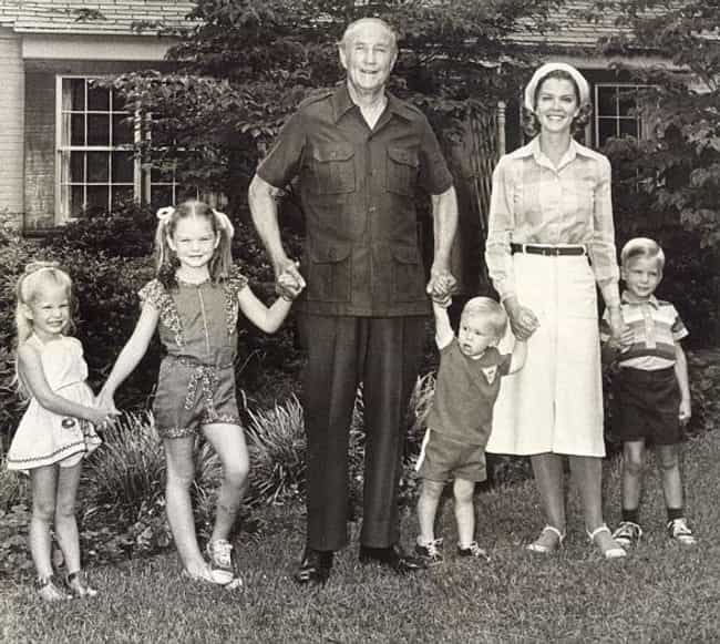 Strom Thurmond is listed (or ranked) 1 on the list 14 Family Values Politicians with Illegitimate Children