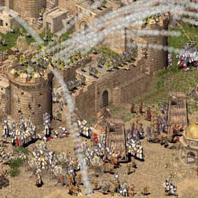 Stronghold: Crusader is listed (or ranked) 24 on the list The Best Real-Time Strategy Games of All Time