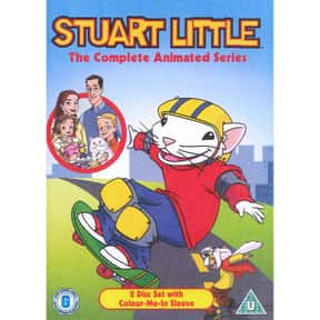 Stuart Little: The Animated Se is listed (or ranked) 18 on the list Hugh Laurie TV Show/Series Credits