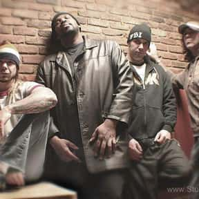 Stuck Mojo is listed (or ranked) 22 on the list The Best Rapcore Bands