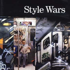 Style Wars is listed (or ranked) 12 on the list The Best Breakdancing Movies