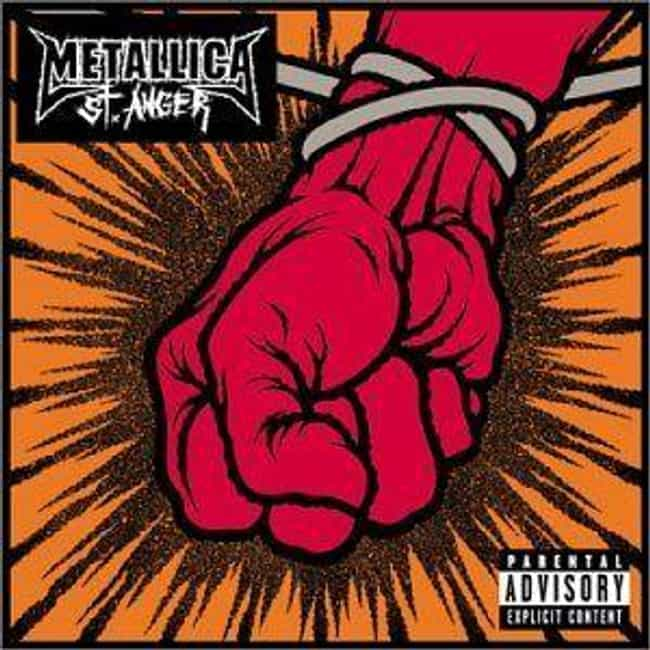 St. Anger is listed (or ranked) 3 on the list Ill-Advised Records By Good Musicians That Totally Bombed