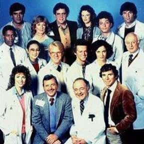 St. Elsewhere is listed (or ranked) 13 on the list The Best Medical TV Shows Airing Now