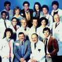 St. Elsewhere is listed (or ranked) 18 on the list The Great Medical Drama TV Shows of All Time