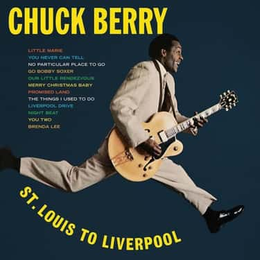 St. Louis to Liverpool is listed (or ranked) 2 on the list The Best Chuck Berry Albums of All Time