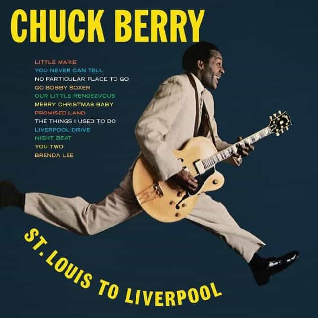 St. Louis to Liverpool is listed (or ranked) 1 on the list The Best Chuck Berry Albums of All Time
