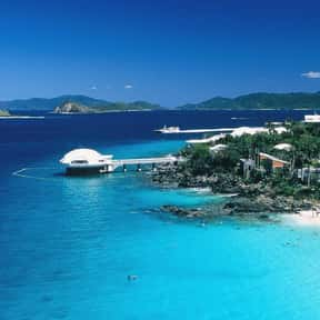 St. Thomas is listed (or ranked) 16 on the list The Best Spring Break Destinations