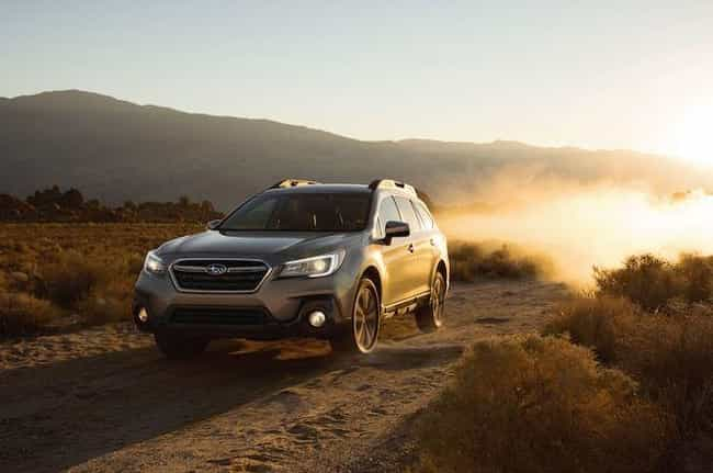 Subaru Outback is listed (or ranked) 4 on the list The Best SUVs of 2019