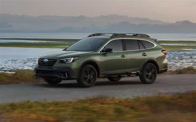 Subaru Outback is listed (or ranked) 1 on the list The Best New 2020 SUV Models On The Market