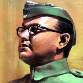 Subhash Chandra Bose is listed (or ranked) 11 on the list Freedom Fighters of India