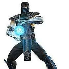 Sub-Zero is listed (or ranked) 7 on the list The Most Hardcore Video Game Heroes of All Time