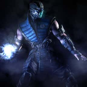 Sub-Zero is listed (or ranked) 2 on the list The Greatest Mortal Kombat Characters